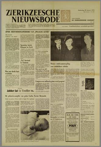 Zierikzeesche Nieuwsbode 1970-01-29