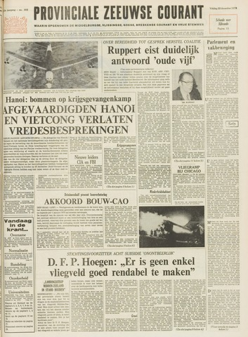 Provinciale Zeeuwse Courant 1972-12-22