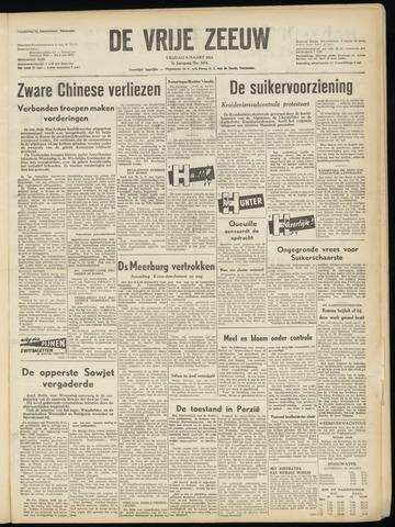 de Vrije Zeeuw 1951-03-09
