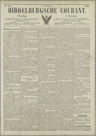 Middelburgsche Courant 1895-10-01
