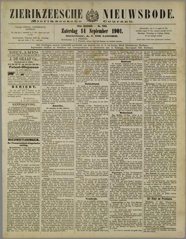 Zierikzeesche Nieuwsbode 1901-09-14