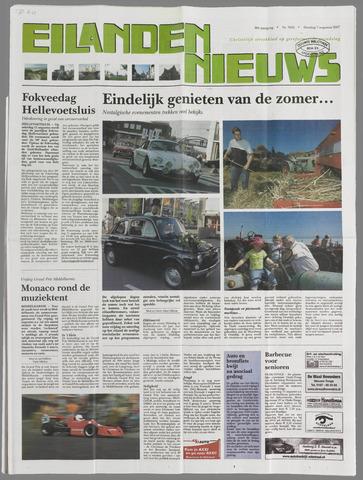 Eilanden-nieuws. Christelijk streekblad op gereformeerde grondslag 2007-08-07