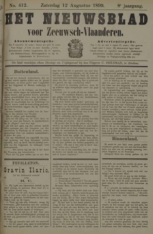 Nieuwsblad voor Zeeuwsch-Vlaanderen 1899-08-12