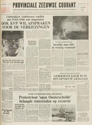 Provinciale Zeeuwse Courant 1972-08-28