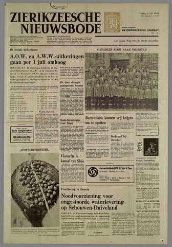 Zierikzeesche Nieuwsbode 1976-07-09