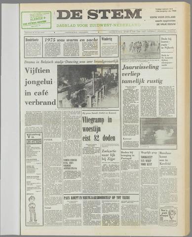 de Stem 1976