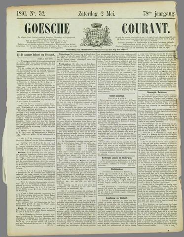 Goessche Courant 1891-05-02