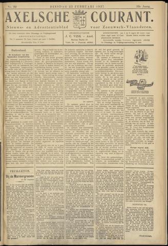 Axelsche Courant 1937-02-23