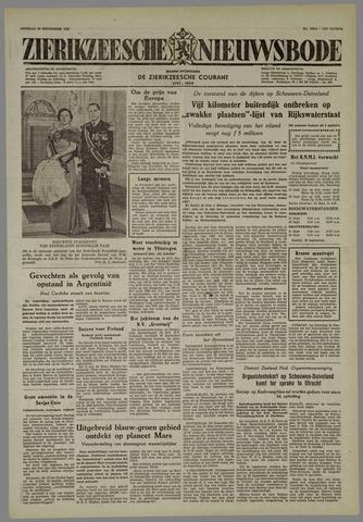 Zierikzeesche Nieuwsbode 1955-09-20