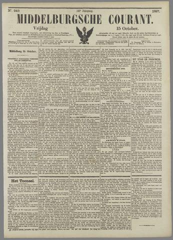 Middelburgsche Courant 1897-10-15