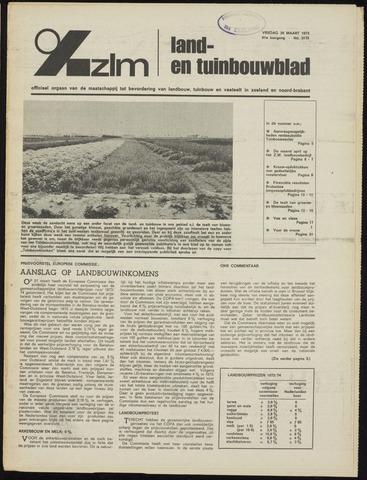 Zeeuwsch landbouwblad ... ZLM land- en tuinbouwblad 1973-03-30