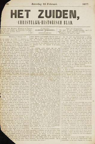 Het Zuiden, Christelijk-historisch blad 1877-02-10