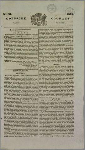 Goessche Courant 1839-04-15