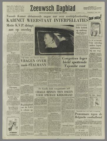 Zeeuwsch Dagblad 1961-04-27