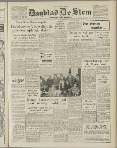 de Stem 1957-06-20