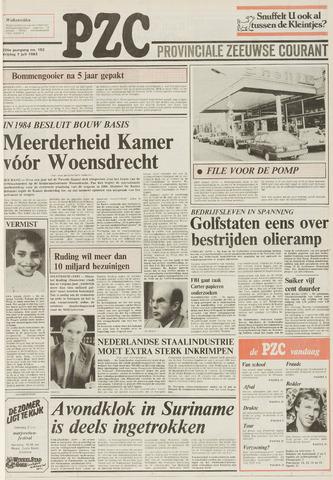 Provinciale Zeeuwse Courant 1983-07-01