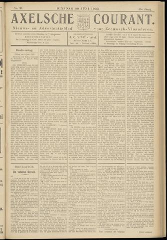 Axelsche Courant 1933-06-20