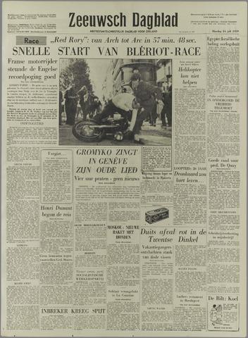 Zeeuwsch Dagblad 1959-07-14