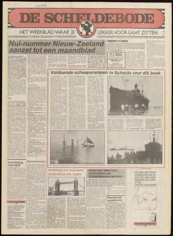 Scheldebode 1983-11-23