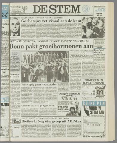 de Stem 1985-07-02