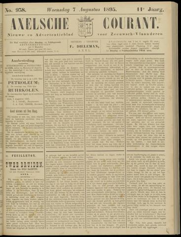 Axelsche Courant 1895-08-07