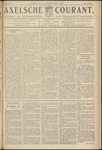 Axelsche Courant 1930-02-11