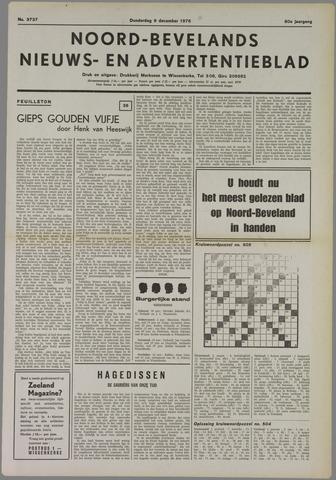 Noord-Bevelands Nieuws- en advertentieblad 1976-12-09