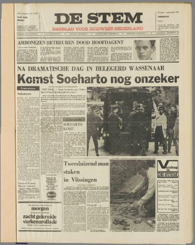 de Stem 1970-09-01