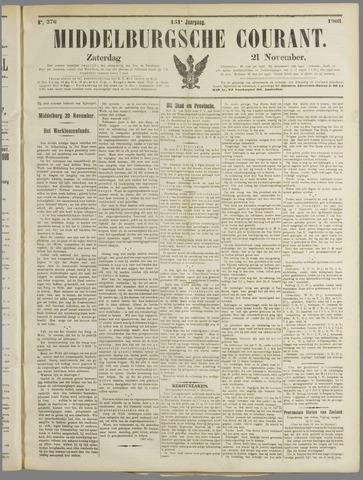 Middelburgsche Courant 1908-11-21