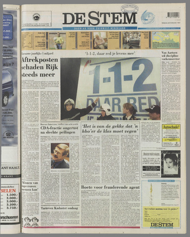 de Stem 1997-02-28
