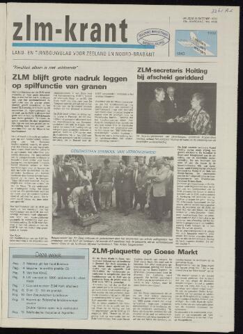 Zeeuwsch landbouwblad ... ZLM land- en tuinbouwblad 1993-10-08