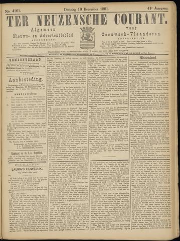 Ter Neuzensche Courant. Algemeen Nieuws- en Advertentieblad voor Zeeuwsch-Vlaanderen / Neuzensche Courant ... (idem) / (Algemeen) nieuws en advertentieblad voor Zeeuwsch-Vlaanderen 1901-12-10