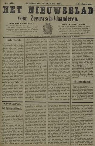 Nieuwsblad voor Zeeuwsch-Vlaanderen 1901-03-20
