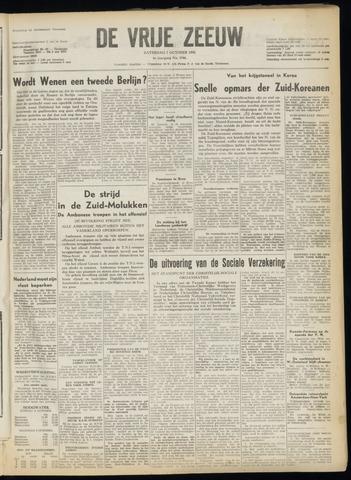 de Vrije Zeeuw 1950-10-07