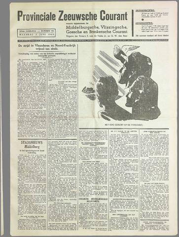 Provinciale Zeeuwse Courant 1940-06-03