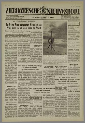 Zierikzeesche Nieuwsbode 1955-10-18