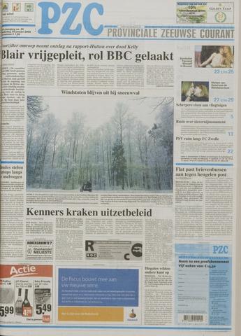 Provinciale Zeeuwse Courant 2004-01-29