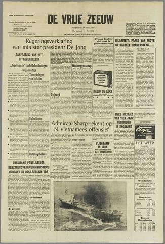 de Vrije Zeeuw 1967-04-19