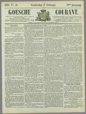 Goessche Courant 1893-02-09