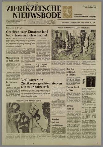 Zierikzeesche Nieuwsbode 1976-07-20