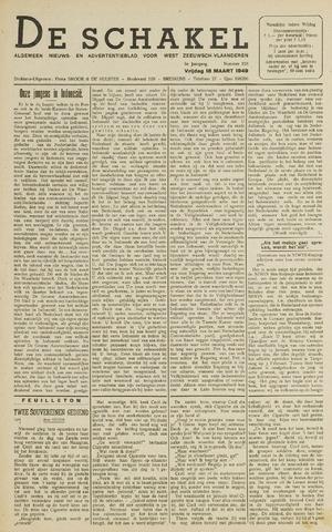De Schakel 1949-03-18