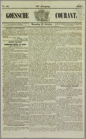 Goessche Courant 1859-10-17