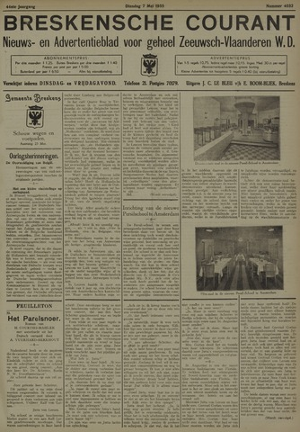 Breskensche Courant 1935-05-07