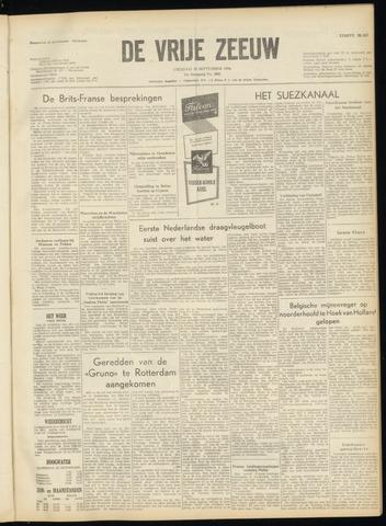 de Vrije Zeeuw 1956-09-28