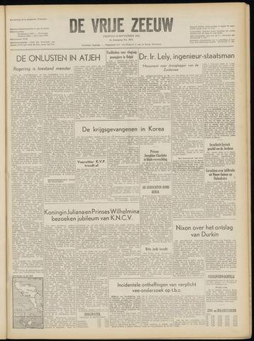 de Vrije Zeeuw 1953-09-25