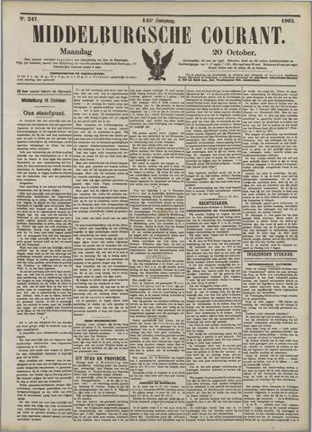 Middelburgsche Courant 1902-10-20