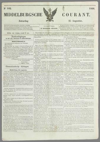 Middelburgsche Courant 1860-08-25