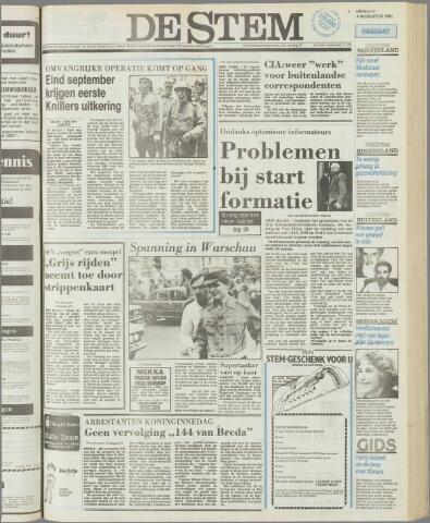 de Stem 1981-08-04