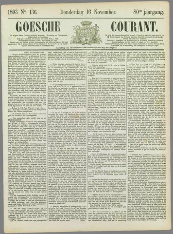 Goessche Courant 1893-11-16