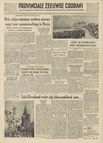 Provinciale Zeeuwse Courant 1956-05-07